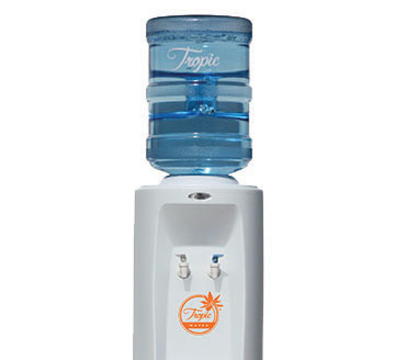 Tropic Water Delivery Maui