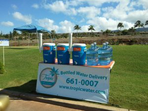 Tropic Water Water Station