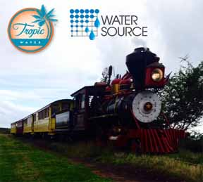 Tropic Water Sugarcane Train