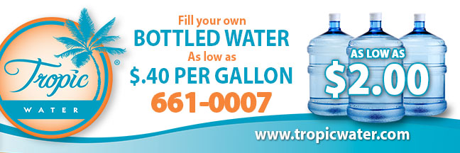 Maui Bottled Water Delivery | Tropic Water