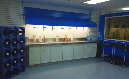 Tropic Water Refill Center